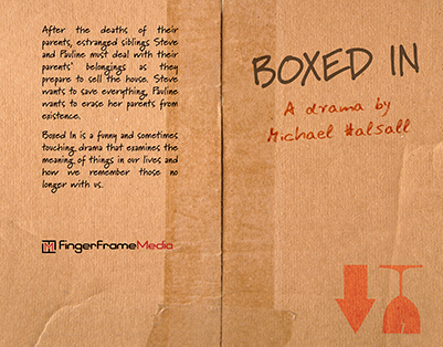 Cover Image of the play BOXED IN.
