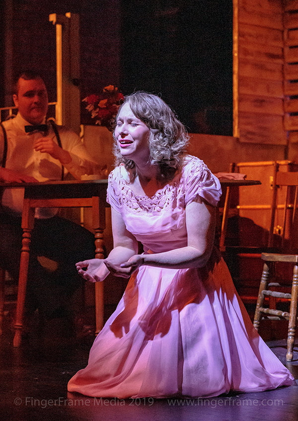 Image from Georgetown Little Theatre's production of A Streetcar Named Desire